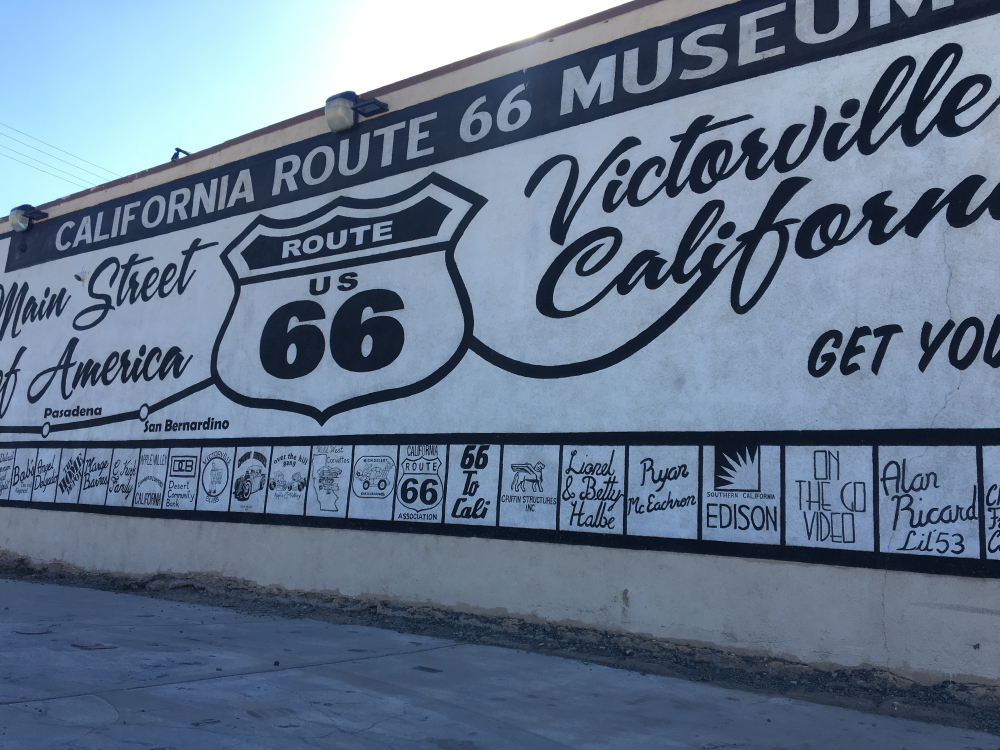 Californian Route 66 Museum